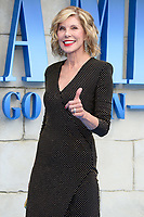 Christine Baranski arriving for the &quot;Mama Mia! Here We Go Again&quot; world premiere at the Eventim Apollo, Hammersmith, London, UK. <br /> 16 July  2018<br /> Picture: Steve Vas/Featureflash/SilverHub 0208 004 5359 sales@silverhubmedia.com