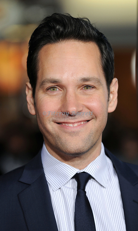 Paul Rudd at the World Premiere of Wanderlust held at the Mann Village in Westwood, CA.. February 16, 2012