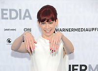NEW YORK, NY - MAY 15: Carrie Preston attends the 2019 WarnerMedia Upfront presentation at Madison Square Garden   on May 15, 2019 in New York City.        <br /> CAP/MPI/JP<br /> ©JP/MPI/Capital Pictures