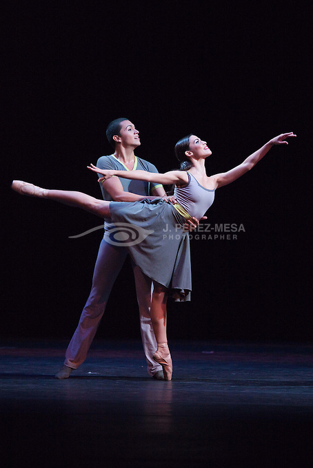 """Sonata #14 en Do Sostenido Menor"" by National Ballet Theater of Puerto Rico. Dancers: MArena Perez, lara Berrios, Tatiana Rodriguez, Yanessie Marzan, Odermar Ocasio, Elmer Perez, Aureo Andino and Ernesto Rentas."