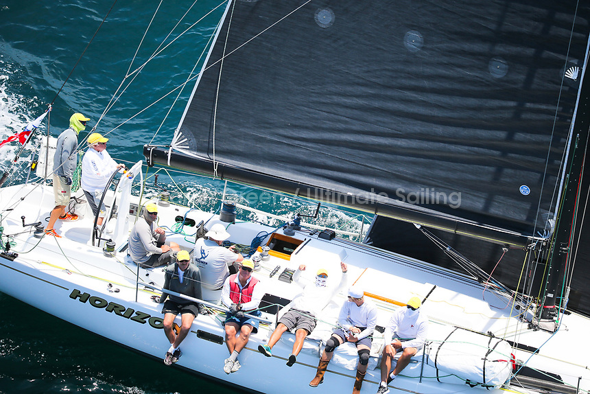 2017 TRANSPAC<br /> START 7517<br /> &copy; Sharon Green / Ultimate Sailing