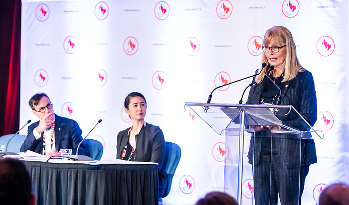 Highlights from the AGM during the CPC Paralympic Summit 2018 at the Palliser Hotel in Calgary, Alberta on November 15, 2018.