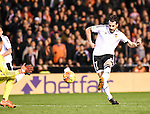 Valencia's  Alvaro Negredo  during La Liga match. January 3, 2016. (ALTERPHOTOS/Javier Comos)