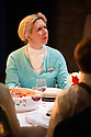 London, UK. 18.07.2014. Mountview Academy of Theatre Arts presents SATURDAY, SUNDAY, MONDAY by Eduardo de Filippo, the English adaptation by Keith Waterhouse & Willis Hall, directed by Michael Howcroft, at the Unicorn Theatre, as part of the Postgraduate Season 2014. Picture shows:  Carin Rose (Rosa). Photograph © Jane Hobson.