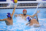 Katsuyuki Tanamura (JPN), <br /> AUGUST 14, 2016- Water Polo : <br /> Men's Preliminary Round group A<br /> match between Serbia - Japan <br /> at Olympic Aquatics Stadium<br /> during the Rio 2016 Olympic Games in Rio de Janeiro, Brazil. <br /> (Photo by Yohei Osada/AFLO SPORT)