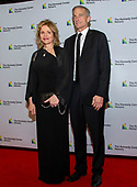 Renee Fleming and her husband, Tim Jessell arrive for the formal Artist's Dinner honoring the recipients of the 42nd Annual Kennedy Center Honors at the United States Department of State in Washington, D.C. on Saturday, December 7, 2019. The 2019 honorees are: Earth, Wind & Fire, Sally Field, Linda Ronstadt, Sesame Street, and Michael Tilson Thomas.<br /> Credit: Ron Sachs / Pool via CNP