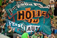 Frisch Auf Banner Fahne Hölle Süd