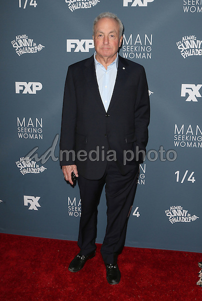 "03 January 2017 - Los Angeles, California - Lorne Michaels. Premiere Of FXX ""It's Always Sunny In Philadelphia"" Season 12 And ""Man Seeking Woman"" Season 3 held at Fox Bruin Theatre. Photo Credit: F. Sadou/AdMedia"