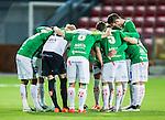 S&ouml;dert&auml;lje 2015-10-05 Fotboll Superettan Syrianska FC - J&ouml;nk&ouml;pings S&ouml;dra :  <br /> J&ouml;nk&ouml;ping S&ouml;dras spelare samlas i en ring inf&ouml;r matchen mellan Syrianska FC och J&ouml;nk&ouml;pings S&ouml;dra <br /> (Foto: Kenta J&ouml;nsson) Nyckelord:  Syrianska SFC S&ouml;dert&auml;lje Fotbollsarena J&ouml;nk&ouml;ping S&ouml;dra J-S&ouml;dra grupp gruppbild lagbild