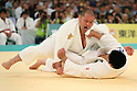 (L to R) Hirotaka Kato, Yasuyuki Muneta (JPN), .April 29, 2012 - Judo : .2012 All Japan Judo Championships, Quarterfinal .at Nihon Budokan, Tokyo, Japan. .(Photo by Daiju Kitamura/AFLO SPORT) [1045]
