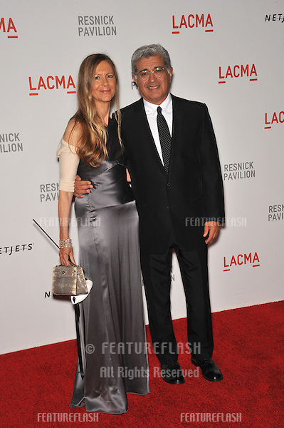 "Terry Semel at a benefit gala at the Los Angeles County Museum of Art (LACMA) to celebrate the official ""unmasking"" of the museum's newest building, The Lynda and Stewart Resnick Exhibition Pavilion..September 25, 2010  Los Angeles, CA.Picture: Paul Smith / Featureflash"