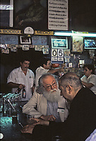 Bodeghita del Medio (the preferred bar by Ernest Hemingway) in Havana Cuba