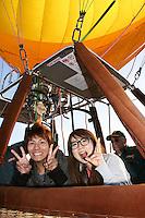 20121211 December 11 Hot Air Balloon Cairns