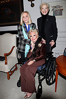 Luncheon honoring Joni Berry and Mitzi Gaynor for the PDS board with The Actors Fund Medal of Honor