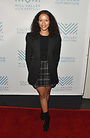 SAN RAFAEL, CA - OCTOBER 09: Taylor Russell arrives at the Centerpiece Film 'Waves' during the 42nd Mill Valley Film Festival at Christopher B. Smith Rafael Film Center on October 9, 2019 in San Rafael, California. Photo: imageSPACE for the Mill Valley Film Festival/MediaPunch