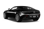 Car pictures of rear three quarter view of 2018 Aston Martin DB11 - 2 Door Coupe Angular Rear