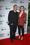 Actor Mike Carlsen arrives at the world premiere of Standing Up, Falling Down at the 2019 Tribeca Film Festival presented by AT&T Thursday, April 25, 2019 at SVA Theater - 333 West 23 Street New York, NY.
