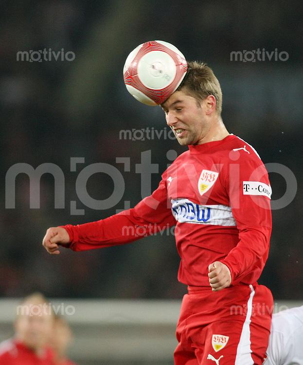 Fussball Bundesliga 23. Bundesliga  VfB Stuttgart - Hertha BSC Berlin Thomas Hitzsperger (VFB)