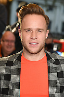LONDON, UK. October 03, 2018: Olly Murs at the premiere of &quot;Johnny English Strikes Again&quot; at the Curzon Mayfair, London.<br /> Picture: Steve Vas/Featureflash