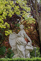 Espagne, Navarre, Pampelune, Parc de la Taconera, // Spain, Navarra, Pamplona,   Gardens of La Taconera,