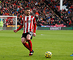 Oliver Norwood of Sheffield Utd during the Premier League match at Bramall Lane, Sheffield. Picture date: 9th February 2020. Picture credit should read: Simon Bellis/Sportimage