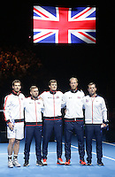 2016 Davis Cup - Great Britain v Japan