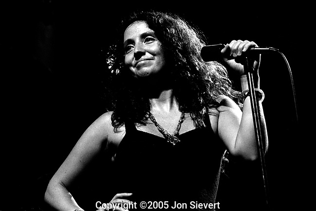 "Maria Muldaur. 8/1/76, Great American Music Hall. Folk/blues/jazz/gospel singer who was part of the American folk music revival in the early 1960s. Her first solo album produced the 1974 hit song ""Midnight at the Oasis"". For more then more 30 years she has toured the world and recorded more than 30 albums/cds covering jazz, blues, gospel, rock, New Orleans and kid's records."