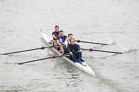 Crew: 31  London/Kings School Canterbury  C 4-<br /> <br /> Vet Fours Head 2019