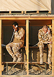 Mcc0018106 . SundayTelegraph..For the Sunday Telegraph..Soldiers from the Grenadier Guards Battlegroup based in FOB Shawqat in Nad e'Ali phoning home . Last week 5 soldiers were killed by a rogue Afghan policeman in the district.....Afghanistan 7 November 09