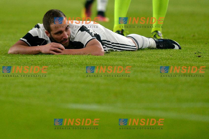 Gonzalo Higuain Juventus <br /> Torino 03-12-2016, Juventus Stadium, Football Calcio 2016/2017 Serie A, Juventus - Atalanta, Foto Filippo Alfero/Insidefoto