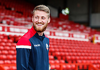 Bolton Wanderers' Jake Turner pictured before the match<br /> <br /> Photographer Andrew Kearns/CameraSport<br /> <br /> The EFL Sky Bet Championship - Nottingham Forest v Bolton Wanderers - Sunday 5th May 2019 - The City Ground - Nottingham<br /> <br /> World Copyright © 2019 CameraSport. All rights reserved. 43 Linden Ave. Countesthorpe. Leicester. England. LE8 5PG - Tel: +44 (0) 116 277 4147 - admin@camerasport.com - www.camerasport.com