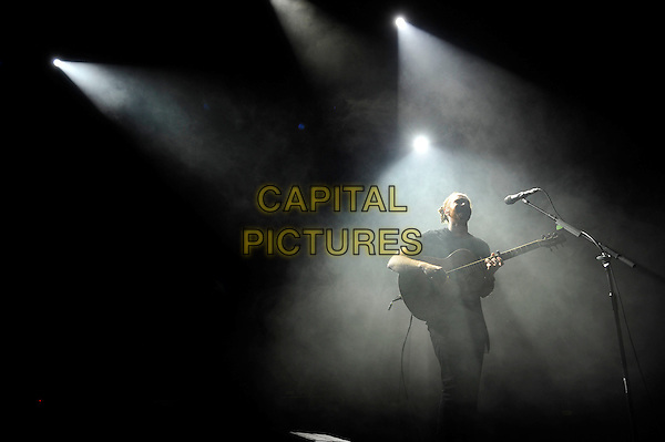LONDON, ENGLAND - April 17: Newton Faulkner performing at The Forum on April 17, 2016 in London, England.<br /> CAP/MAR<br /> &copy; Martin Harris/Capital Pictures
