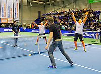 21-12-13,Netherlands, Rotterdam,  Topsportcentrum, Tennis Masters, , , <br /> Photo: Henk Koster