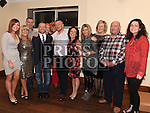 philip Woods celebrating his 40th birthday in McHugh's  with family and friends. Photo:Colin Bell/pressphotos.ie