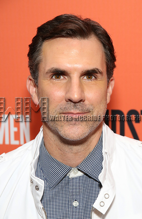 Paul Schneider attend the Broadway Opening Night after party for 'Straight White Men' Broadway Opening Night at DaDong on July 23, 2018 in New York City