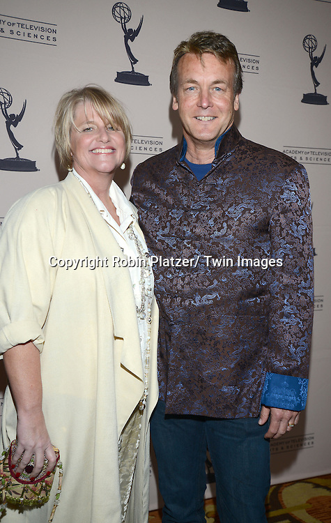 Cindy and Doug Davidson attends the Academy Of Television Arts & Science Daytime Programming  Peer Group Celebration for the 40th Annual Daytime Emmy Awards Nominees party on June 13, 2013 at the Montage Beverly Hills in Beverly Hills, California.