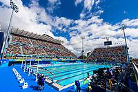 Picture by Alex Whitehead/SWpix.com - 06/04/2018 - Commonwealth Games - Swimming - Optus Aquatics Centre, Gold Coast, Australia - A General View (GV).