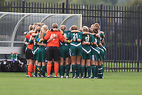 Eastern Michigan Women's Soccer were defeated at Ohio University 1-0 Friday 23, 2011.