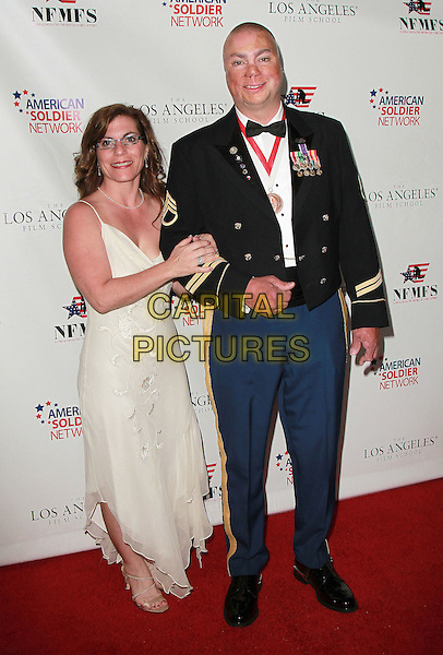 14 March 2015 - Los Angeles, California - Honoree. National Foundation for Military Family Support Sponsors the First Annual &ldquo;Salute to Heroes Service Gala&quot; held at The Majestic Downtown. <br /> CAP/ADM/THB<br /> &copy;THB/ADM/Capital Pictures