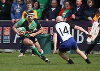 AIB Cup Final 2009. Hinch hooker Neil Hanna on the attack. Mandatory Credit - Mandatory Credit - John Dickson