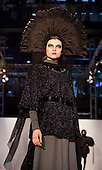 Collection by Emma Andersson. Ravensbourne College Fashion Show 2011 with collections from graduate fashion students.