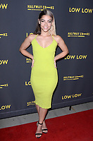 "Hannah Abeel<br /> at the ""Low Low"" Los Angeles Premiere, Arclight, Hollywood, CA 08-15-19<br /> David Edwards/DailyCeleb.com 818-249-4998"