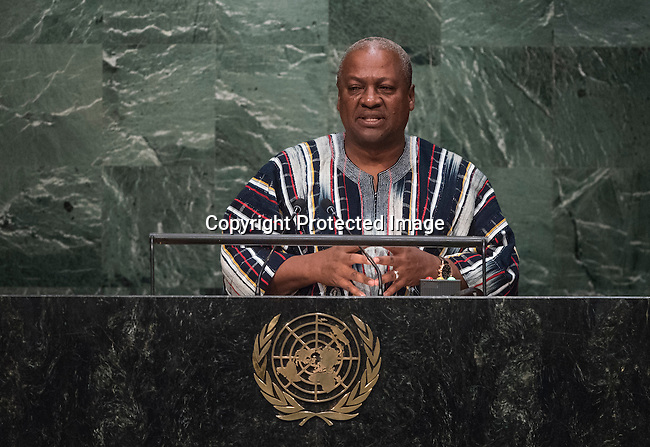 Address by His Excellency John Dramani Mahama, President of the Republic of Ghana