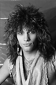 BON JOVI, STUDIO, 1985, NEIL ZLOZOWER