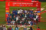 Final Fiji v USA Second day at Cape Town 7s for HSBC World Rugby Sevens Series 2018, Cape Town, South Africa - Photos Martin Seras Lima