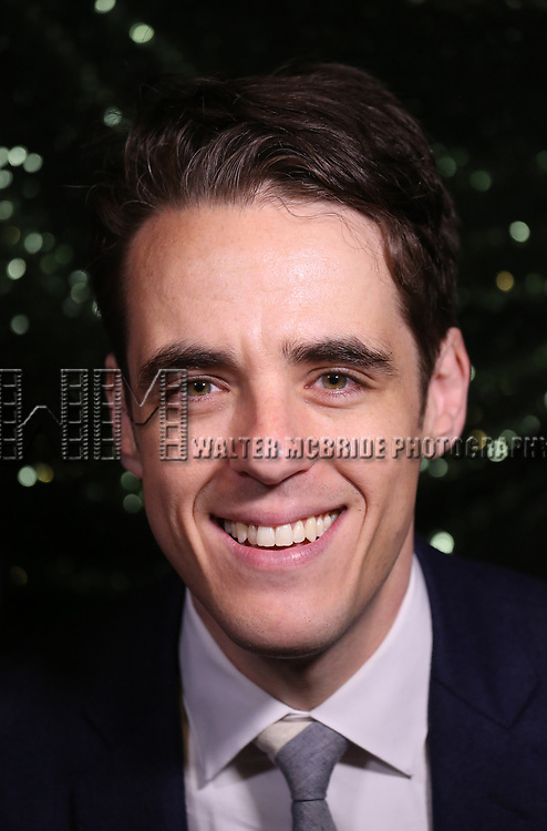 Steven Levenson attends the 2017 Tony Awards Meet The Nominees Press Junket at the Sofitel Hotel on May 3, 2017 in New York City.