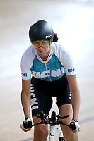 Tonia Nesbitt of West Coast North Island competes in the Masters Women 3 2000m at the Age Group Track National Championships, Avantidrome, Home of Cycling, Cambridge, New Zealand, Thurssday, March 16, 2017. Mandatory Credit: © Dianne Manson/CyclingNZ  **NO ARCHIVING**