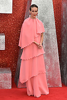 SARAH PAULSON<br /> &quot;Ocean's 8&quot; European film premiere in Leicester Square, London, England on June 13, 2018<br /> CAP/Phil Loftus<br /> &copy;Phil Loftus/Capital Pictures /MediaPunch ***NORTH AND SOUTH AMERICAS ONLY***