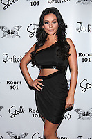 JWOWW attends Inked Magazine release party celebrating August issue, New York. July 17, 2012 © Diego Corredor/MediaPunch Inc.
