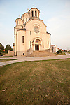 St. Demitrias, Serbian Chruch, Lazarevac, Serbia